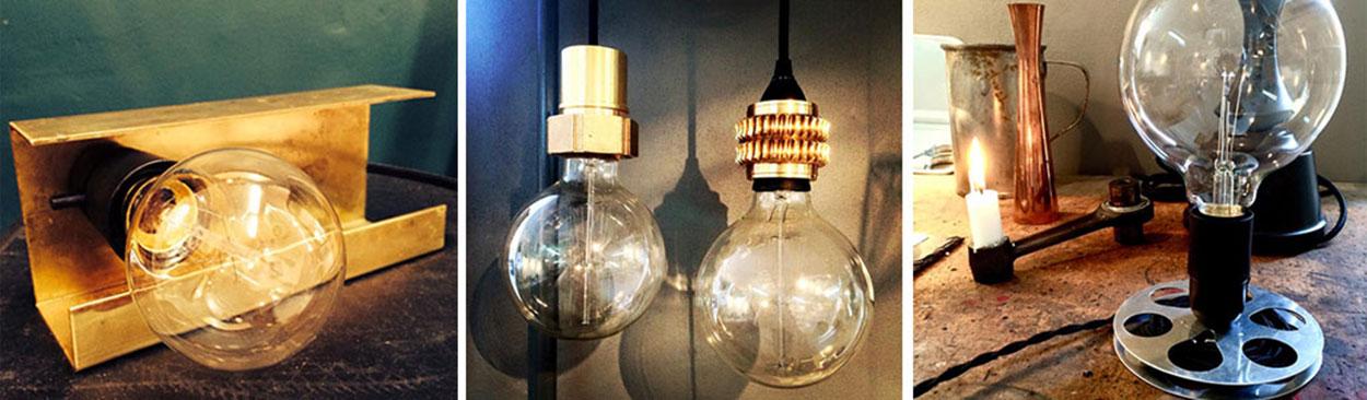 Webshop med Bæredygtige Lamper