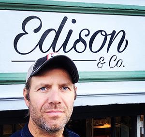 Henrik Stahlhut, Edison & Co