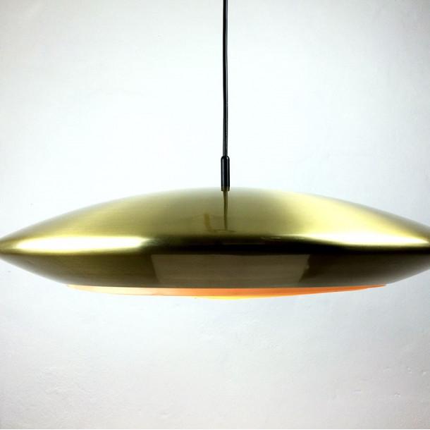 Jo Hammerborg Diskos Loftlampe, Messing